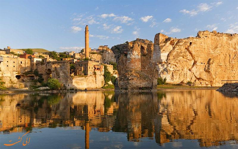 شهر باستانی حصن کیف