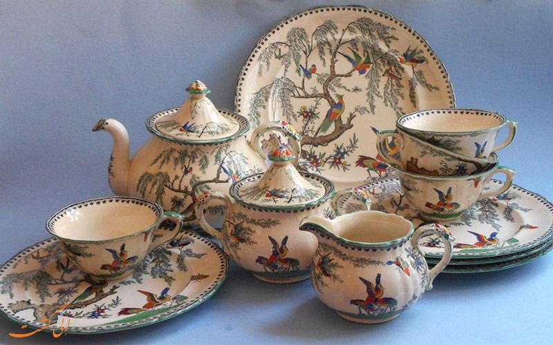 ظروف چای انگلیسی
