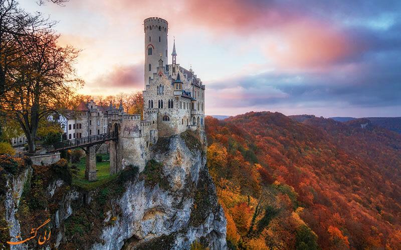 قلعه لیختن اشتاین