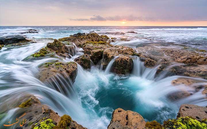 بیگ آیلند، هاوایی