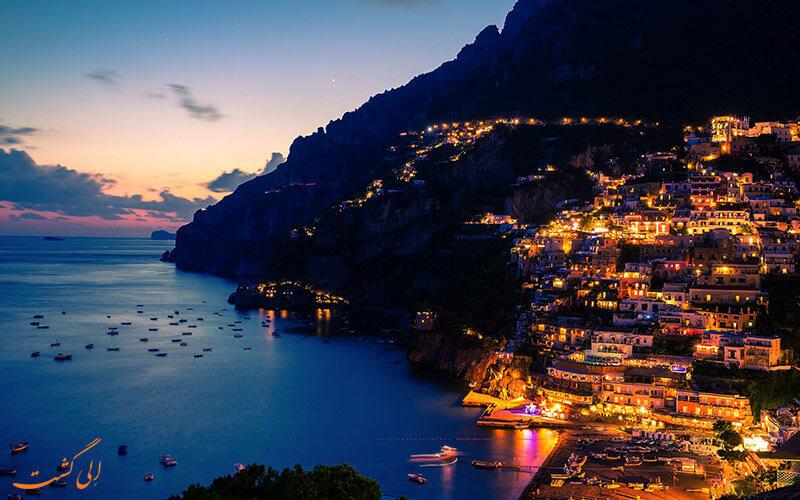 ساحل آمالفی، ایتالیا