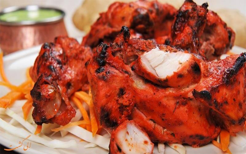 غذاهای معروف هندی