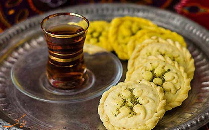 کمپهسوغاتی های کرمان