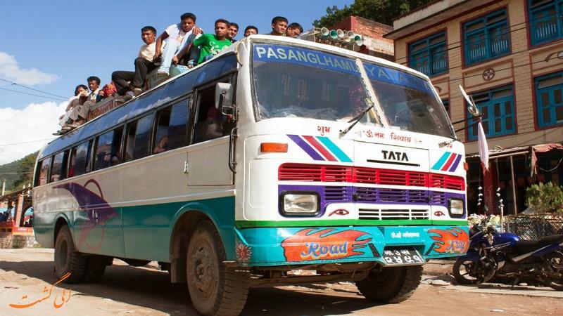 حمل و نقل جنوب شرقی آسیا