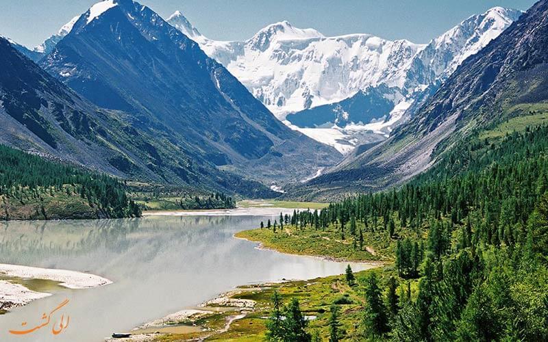 کوه بلوخا