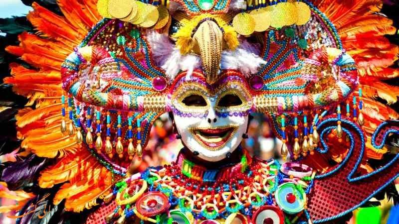 فستیوال ماسکارا در فیلیپین