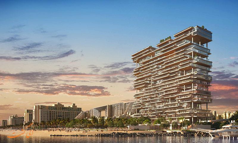 دبی | گران ترین آپارتمان های جهان
