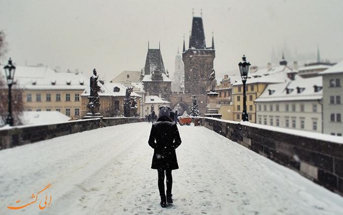 شهر پراگ در چک