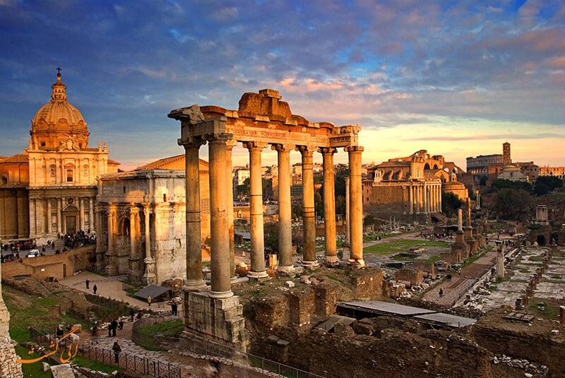 انجمن رومی ها