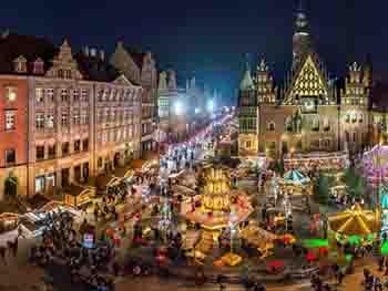 اروپا گردی در کریسمس
