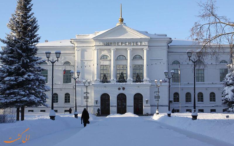 دانشگاه دولتی تومسک