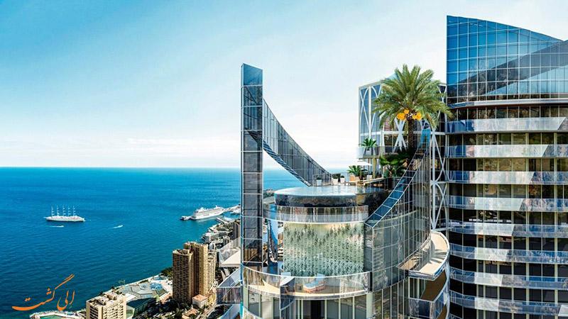 موناکو | گران ترین آپارتمان های جهان
