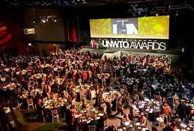 جوایز سازمان UNWTO