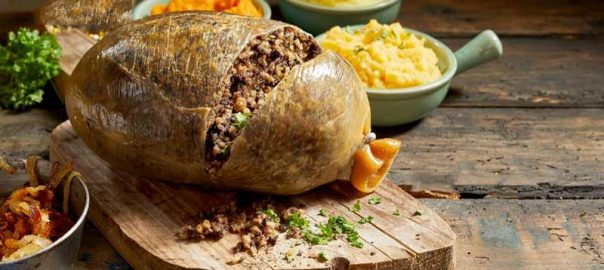 غذاهای اسکاتلندی