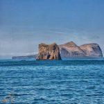 سورتسی، جزیره ای که تازه به دنیا آمده است!