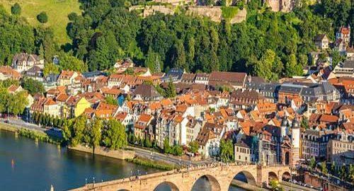 شهرهای دیدنی اروپا