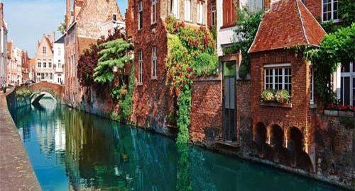 رمانتیک ترین شهرهای اروپا