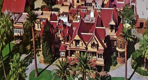 خانه وینچستر در کالیفرنیا