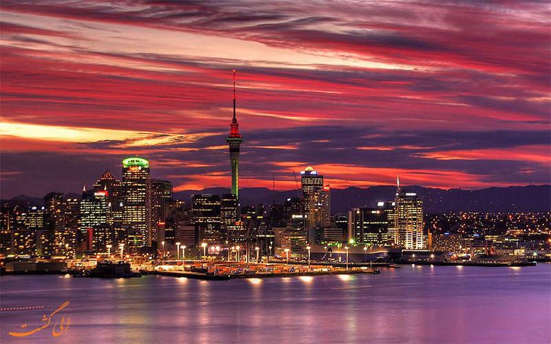 اکلند نیوزیلند