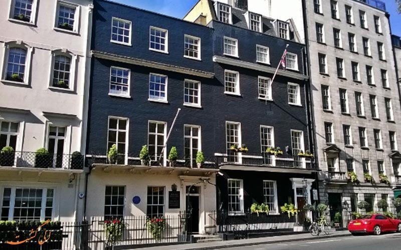 خانه شماره 50 در لندن