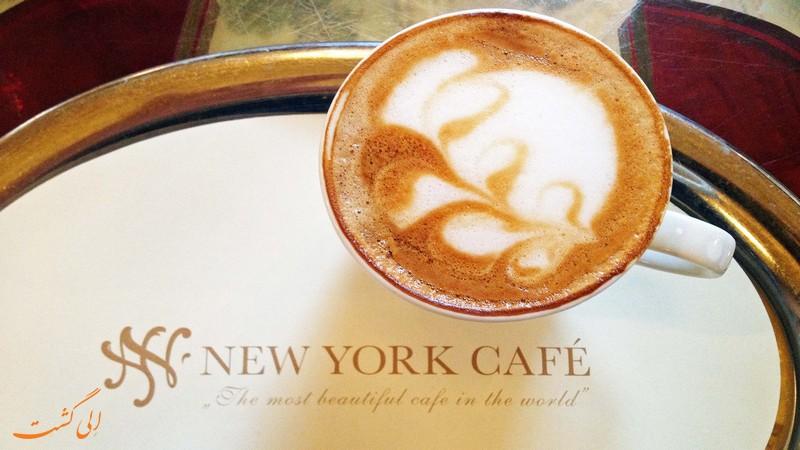 فرهنگ قهوه خوری در اروپا