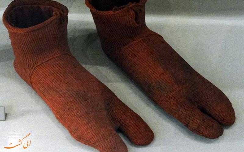قدیمی ترین جوراب دنیا