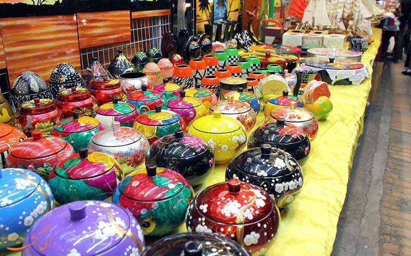 بازار شبانه باتو فرینگی