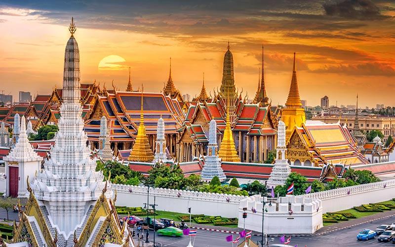 کاخ بزرگ در تایلند