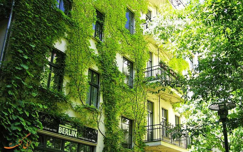 شهر زیبای برلین