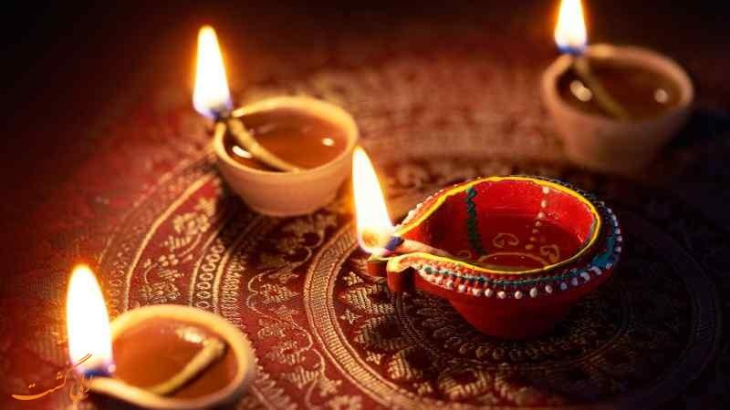 دیوالی در هند