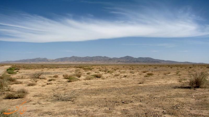 عکس پارک ملی کویر