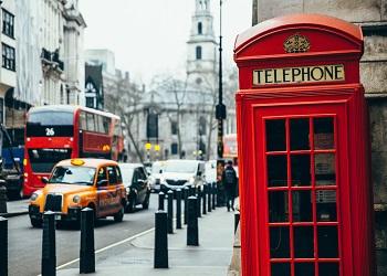 گردش در لندن