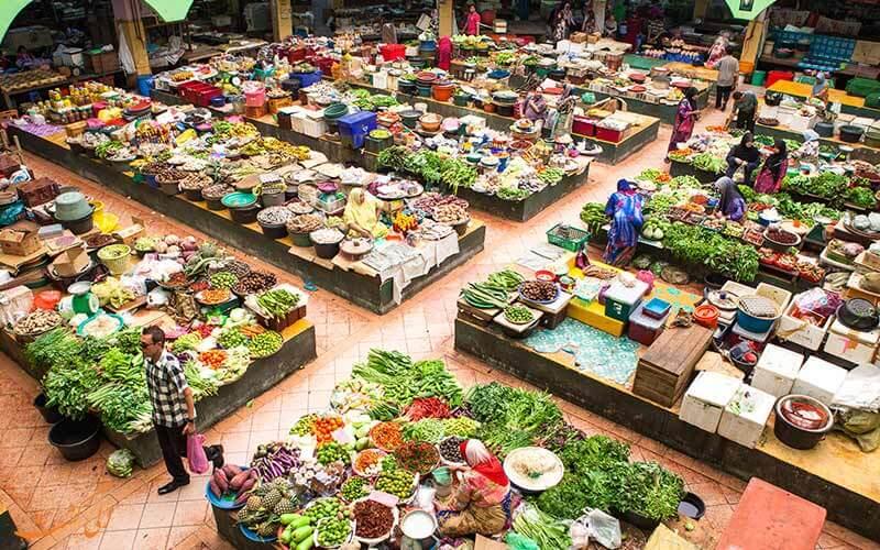 بازارهای مالزی