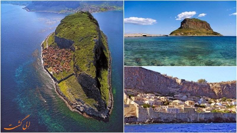 جزیره مونم واسیا