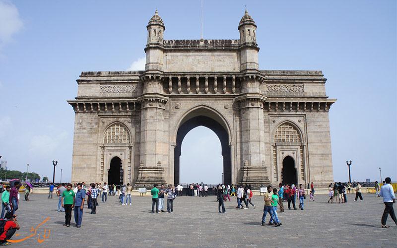 بناهای بمبئی