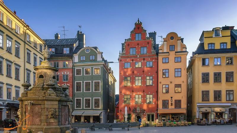 شهر قدیم استکهلم