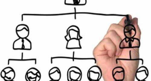 ساختار سازمانی درست