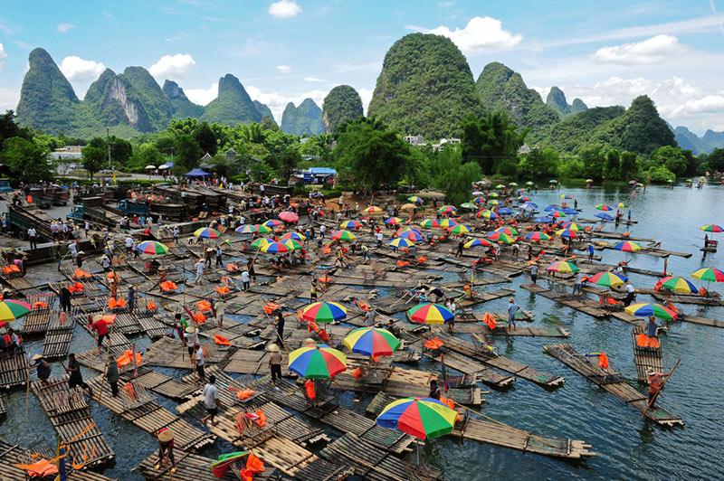کارست های جنوب چین