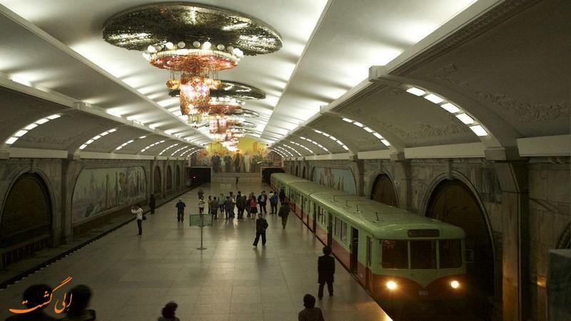 متروی پیونگ یانگ