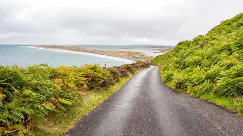 چشم اندازه های ایرلند | سفر بازنشستگی