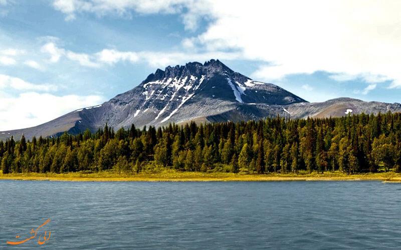 کوه های روسیه
