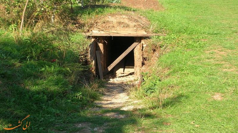تونل سارایوو   تونل امید