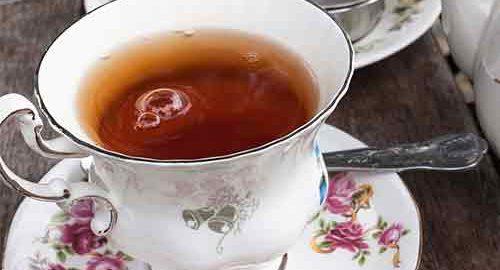 فنجان چای انگلیسی