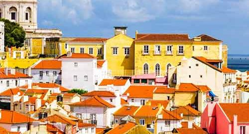 لیسبون پایتخت کشور پرتغال