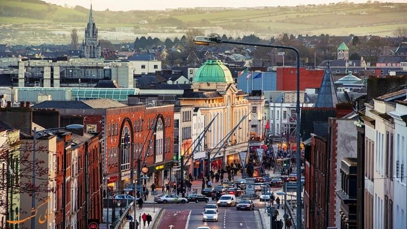 شهر کرک در ایرلند