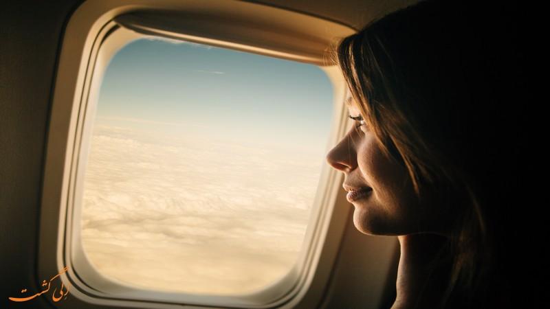 تاثیر سفر هوایی روی بدن انسان