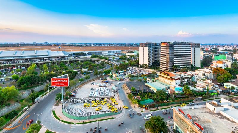 فرودگاه هوشی مین ویتنام