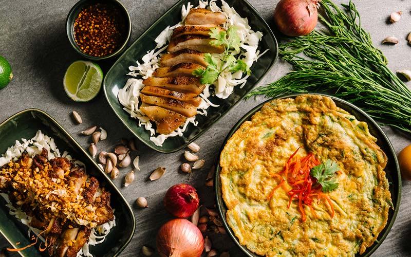 شکم گردی در تایلند