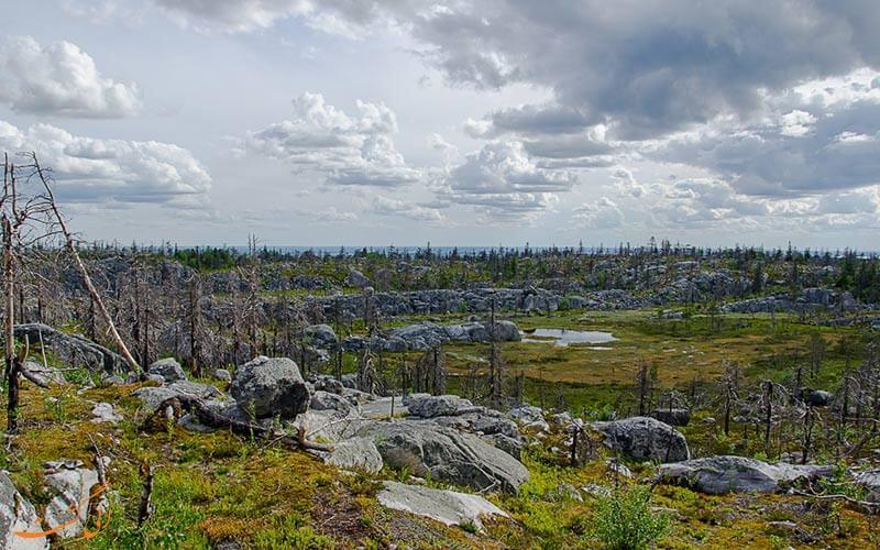کوه Vottvovaara