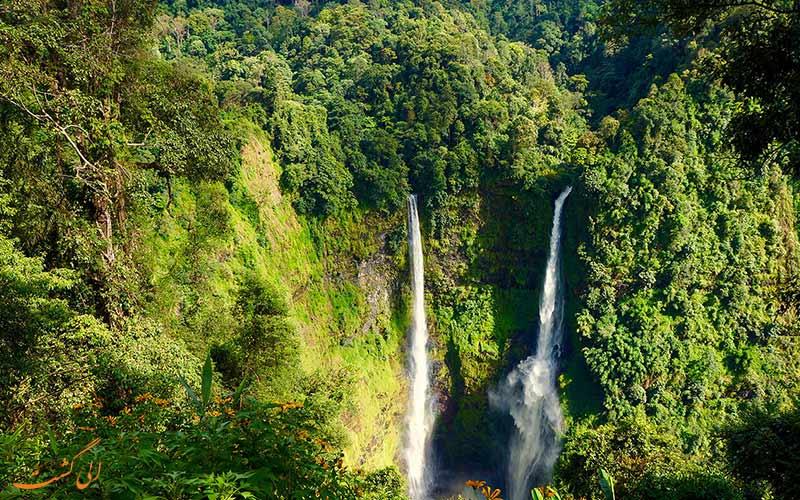 آبشار لائوس- سفر به لائوس